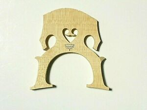 1/2 Size French Superieur Despiau Cello Bridge