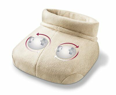 Beurer FWM50 Shiatsu Foot Massager For Relaxing Cold and Aching Feet