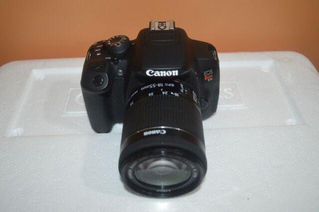 Canon Eos Rebel T5i Digital Slr Camera With 18 55mm Ef S Is Stm Lens by Ebay Seller