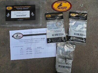 Kibblewhite Racing Valve Spring Kit TRX300EX TRX250X TRX 300EX 250X 300 EX 250 X