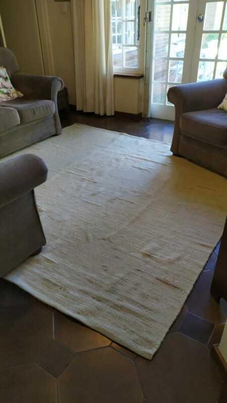 2 x Otto Hoffman Weaving Carpets for sale