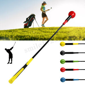 Golf-Schwungtrainer-Grifftrainer-Trainingshilfe-Schwungtempo-Trainer-Pro-120cm