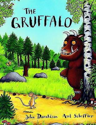 1 of 1 - The Gruffalo by Julia Donaldson (paperback)
