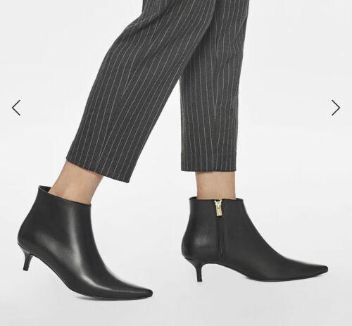 Anine Bing Black Stella Boots