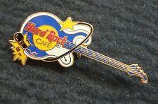 HRC Hard Rock Cafe Bali Paul Bigsby Guitar + Microphone XL Fotos