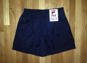 b055b005ee Image is loading vintage-FILA-swim-trunks-mens-size-XL-deadstock-