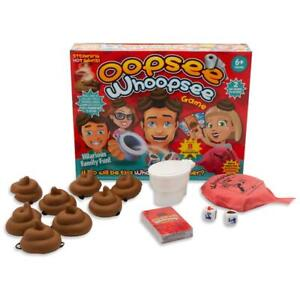 Oopsee-Whoopsee-Family-Fun-Board-Dice-Party-Game-Poo-Head-Funny-Kids-Children