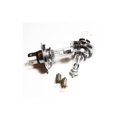 Peugeot Expert Tepee 100w Clear Xenon HID High//Low//Side Headlight Bulbs Set