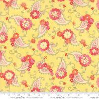 Moda Nanette By Chez Moi 33164 15 Butterscotch Cotton Fabric Free Us Shipping