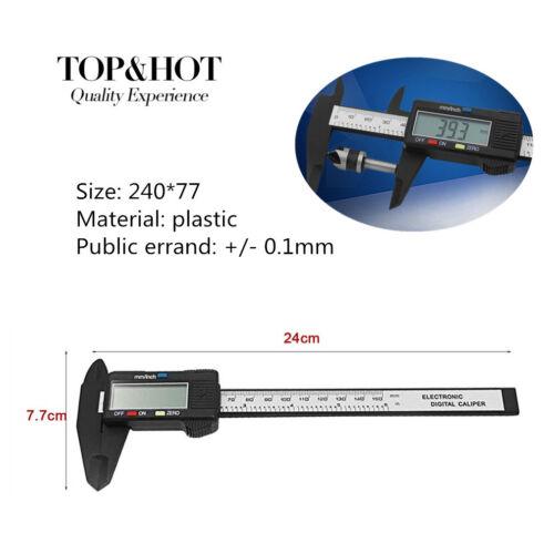 Electronic Digital Display Vernier Caliper Digital Measuring Instrument ~ Z1