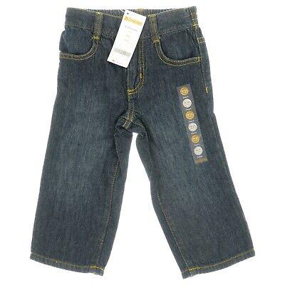 Gymboree Baby Girl Bottoms Infant Skinny 12-18 18-24 Months Blue Toddler Jeans