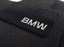 BMW CARPETED FLOOR MATS X5 X6 2008-2014 E70 E71 BLACK 82-11-0-439-409