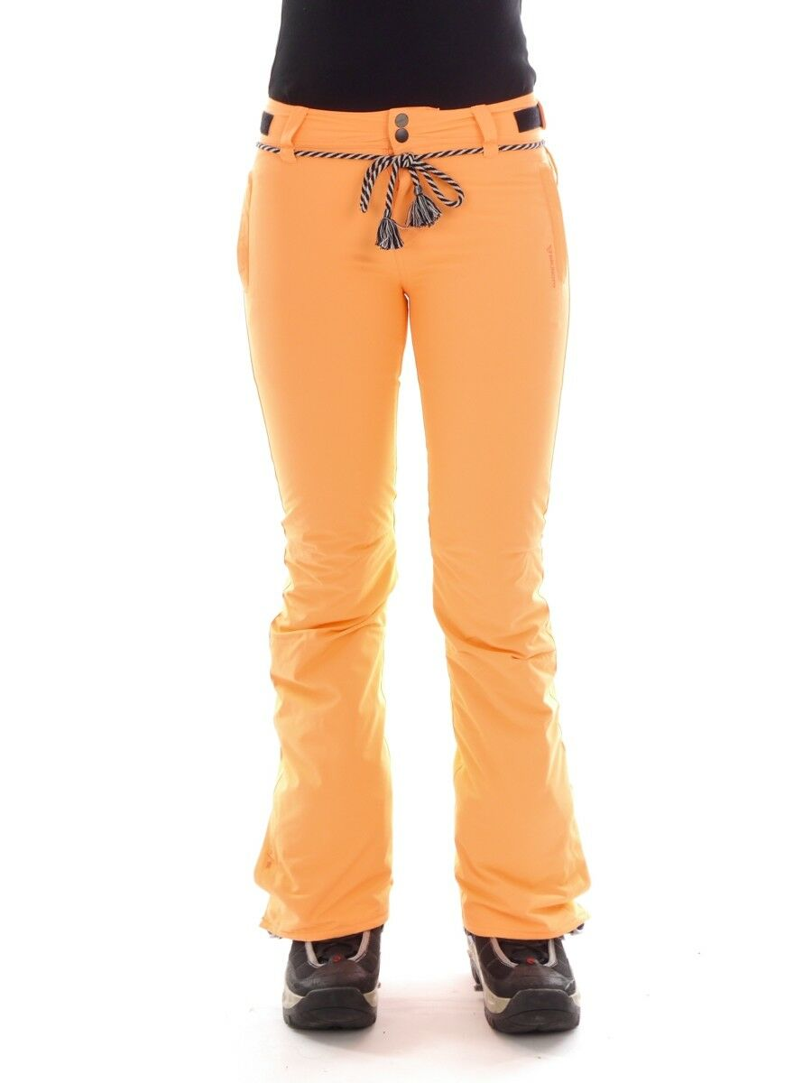 Brunotti Ski Pants Winter Pants Snow Pants orange Sunleaf 10k Slim Fit