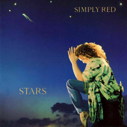 Simply Red Stars LP Vinyl 10 Track 25th Anniversary Editon Remastered 180  Gr for sale online   eBay