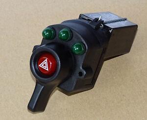 Hella Blinkerschalter - Warnblinker Kombination Warnblinkschalter Traktor | eBay