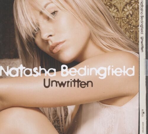 1 of 1 - Natasha Bedingfield - Unwritten cd