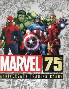 Marvel-75th-Anniversary-Card-Album