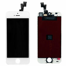 iPhone 5S Komplettes Bildschirm Retina LCD Display Touch Touchscreen weiß white