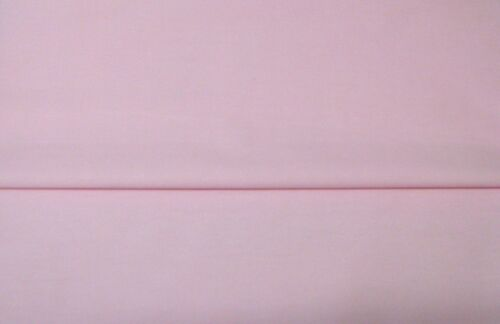 FREE P /& P. 100/% Cotton Fabric-Lt.Pink 150cm wide