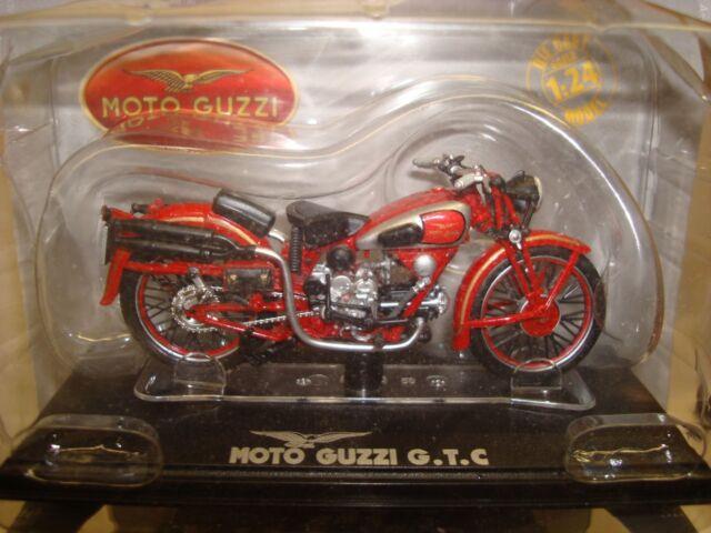 Moto Guzzi   G. T. C .  1:24  Hachette
