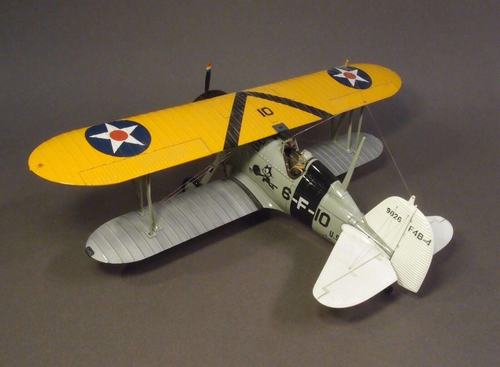 JOHN JENKINS INTER WAR AVIATION IWA-10 BOEING F4B-4 A-9026 FIGHTER MIB