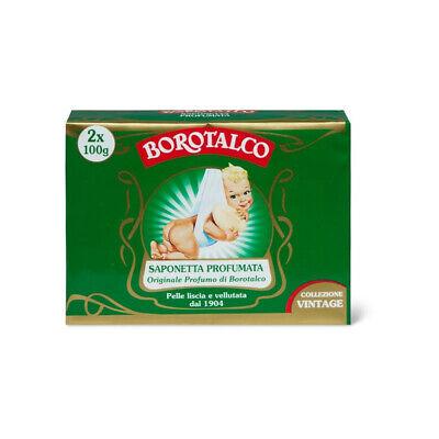 Bar Soaps Health & Beauty Modest Borotalco Borotalco Soap Bar 2x100g