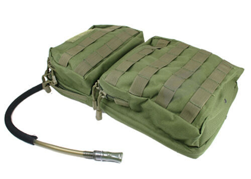 CONDOR MOLLE 2.5L Water Hydration Carrier II w/ Bladder hcb2 OLIVE dRAB OD GREEN