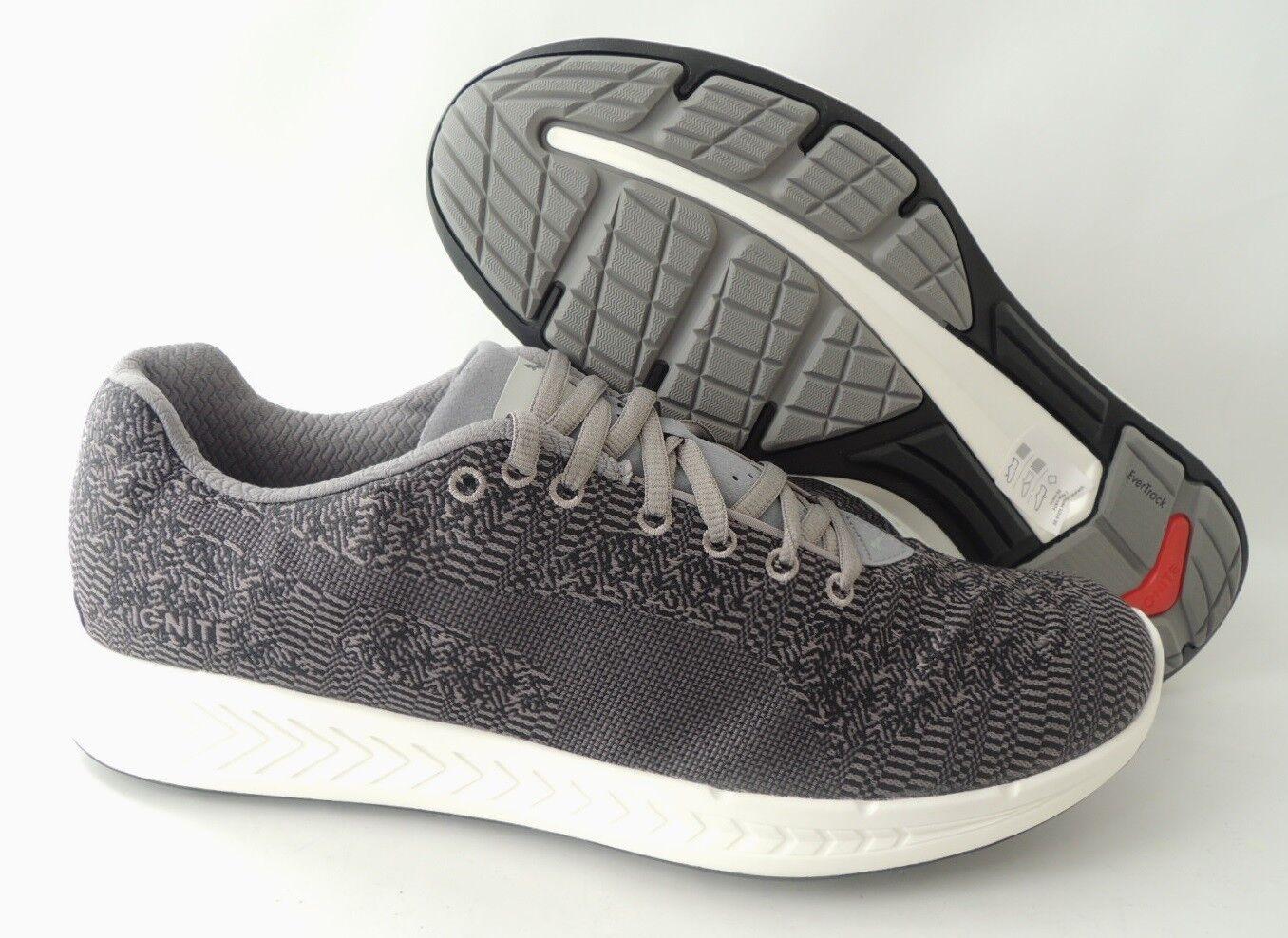 NEU Puma Ignite Woven Men 42,5 Laufschuhe Running Schuhe Sneaker 360819-01 TOP