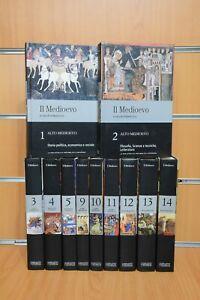 Il Medioevo Umberto Eco Biblioteca di Repubblica/L'Espresso Originali