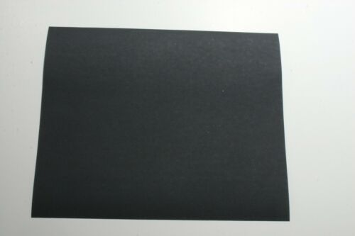 "100 Sheets Premium Latex Back Sandpaper Sand Paper 1500 Grit 9/"" x 11/"" Wet//Dry"