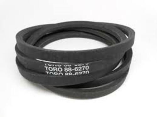 LT12.5 GENUINE OEM TORO PART # 88-6270 V-BELT FOR LAWN TRACTORS LT10 XL 380