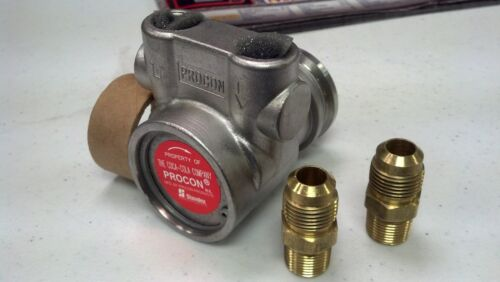 """MAX 250 PSI PROCON STAINLESS /""""NEW/"""" RE-CIRCULATING PUMP 15 TO 140 GPH"""