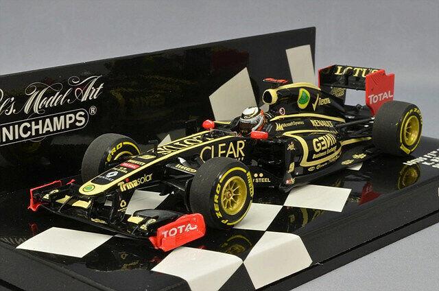 MINICHAMPS 1 43 LOTUS RENAULT F1 TEAM Show Voiture 2012   9 K. Raikkonen kfrom Japon  vente directe d'usine