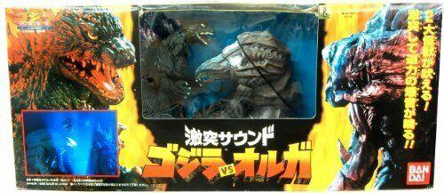 Clash Sonido Godzilla vs olgaf S