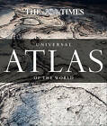 The Times Universal Atlas of the World by Times Atlases (Hardback, 2015)