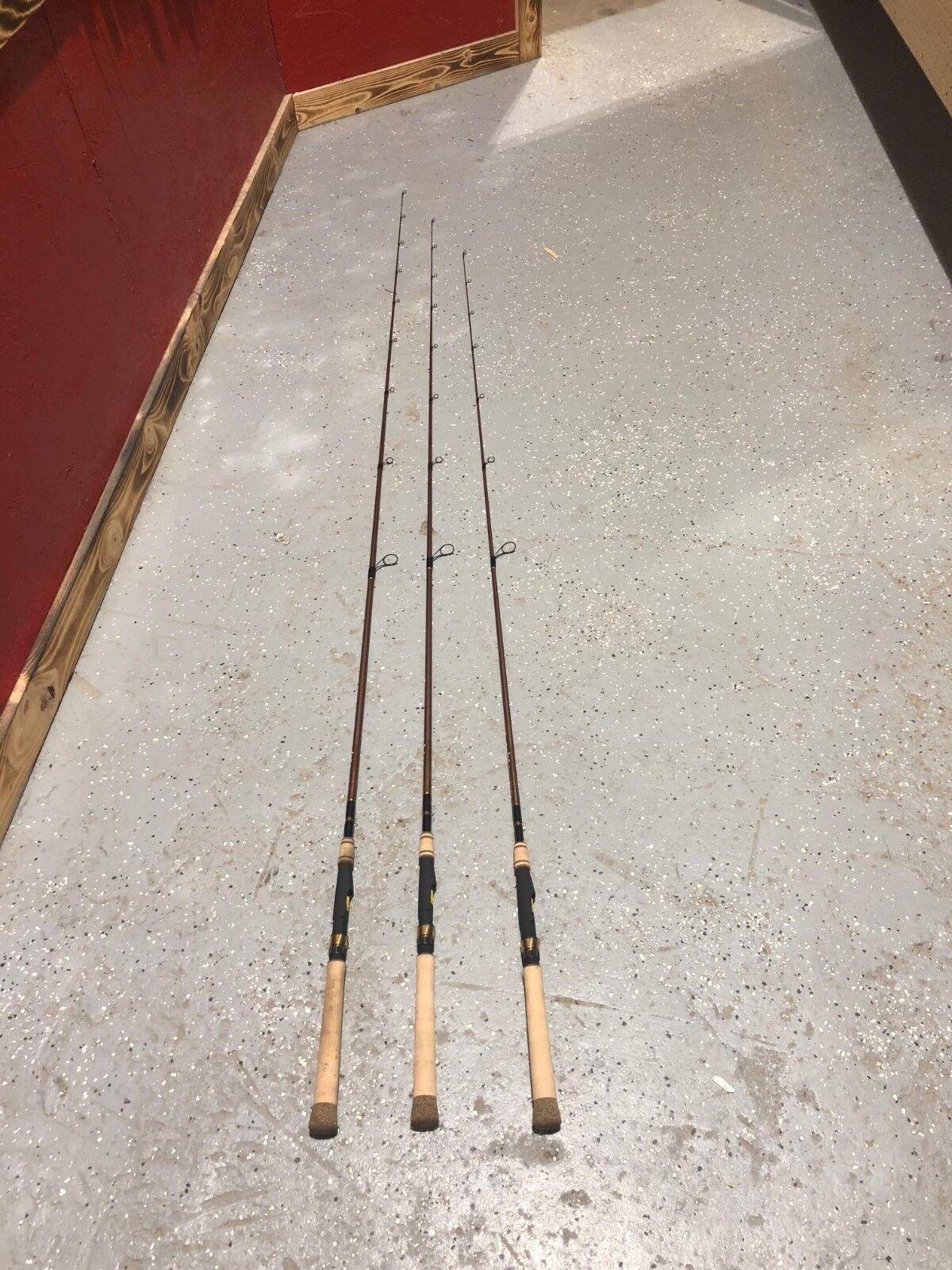 Elk River Walleye Gold Fishing Rod
