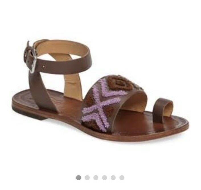 Free People Torrence Ankle Wrap Sandale