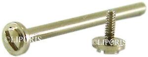 4-Stueck-geschraubte-Federstege-Mittelbandstege-Durchmesser-1-3mm-Breite-14mm