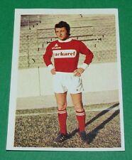 N°132 BETTON NIMES OLYMPIQUE AGEDUCATIFS FOOTBALL 1973-1974 FRANCE PANINI