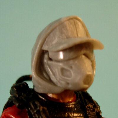 "MH490 Custom Cast head use w//3.75/"" Marvel Uni GI Joe Star Wars Fallout figures"
