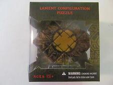 Mezco - Hellraiser 3 - Lament Configuration Puzzle Cube - Sealed - Light Wear