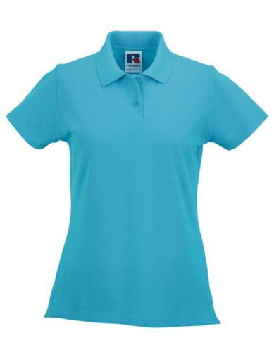 Ladies Classic Cotton PoloshirtRussell