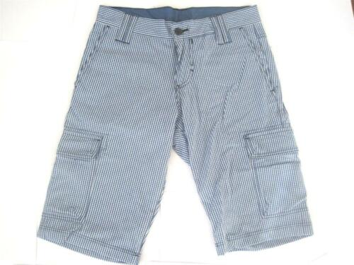 """New Boys Mens ex faMouS store smart cargo shorts waist 30/"""" or 31/"""" high quality"""