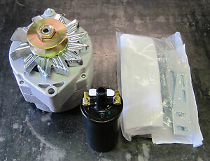 willys jeep electrical wiring willys jeep / 12 volt, 65 amp, 1-wire delco alternator ... willys jeep alternator wiring #5