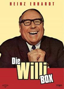 4-DVD-Box-HEINZ-ERHARDT-DIE-WILLI-BOX-NEU-OVP