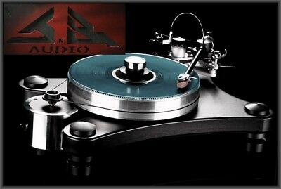 Custom J-n-B Audio Turntable cover for a Pro-Ject Debut III
