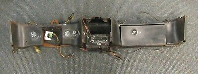 1969 Mustang 69 70 Shelby Original Used Lower Dash Assembly Ebay