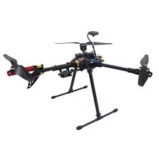HMF Y600 Tricopter 3 Axis Copter Hexacopter GPS Drone with ESC TX&RX F10811-E