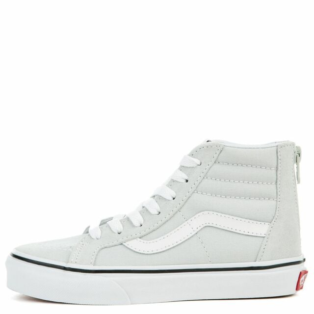 f23c73e4f4 Vans Sk8 Hi Ice Flow White Men s 8 Women s 9.5 Skate Shoes New Skater  Pastel Hi