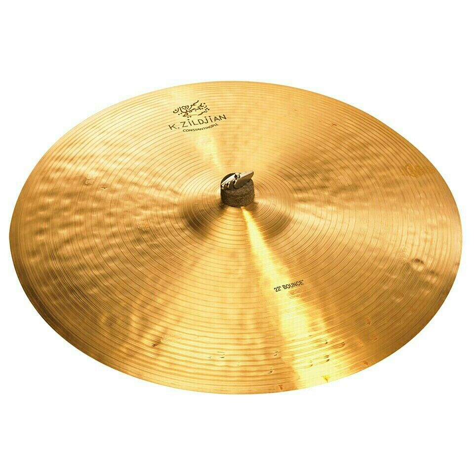 Zildjian Constantinople 22  Bounce K1114 Ride-Becken